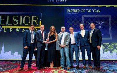 EMEA Partner of the Year 2019