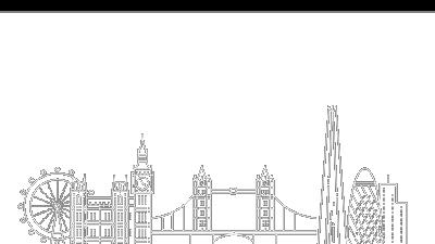 2 – London White