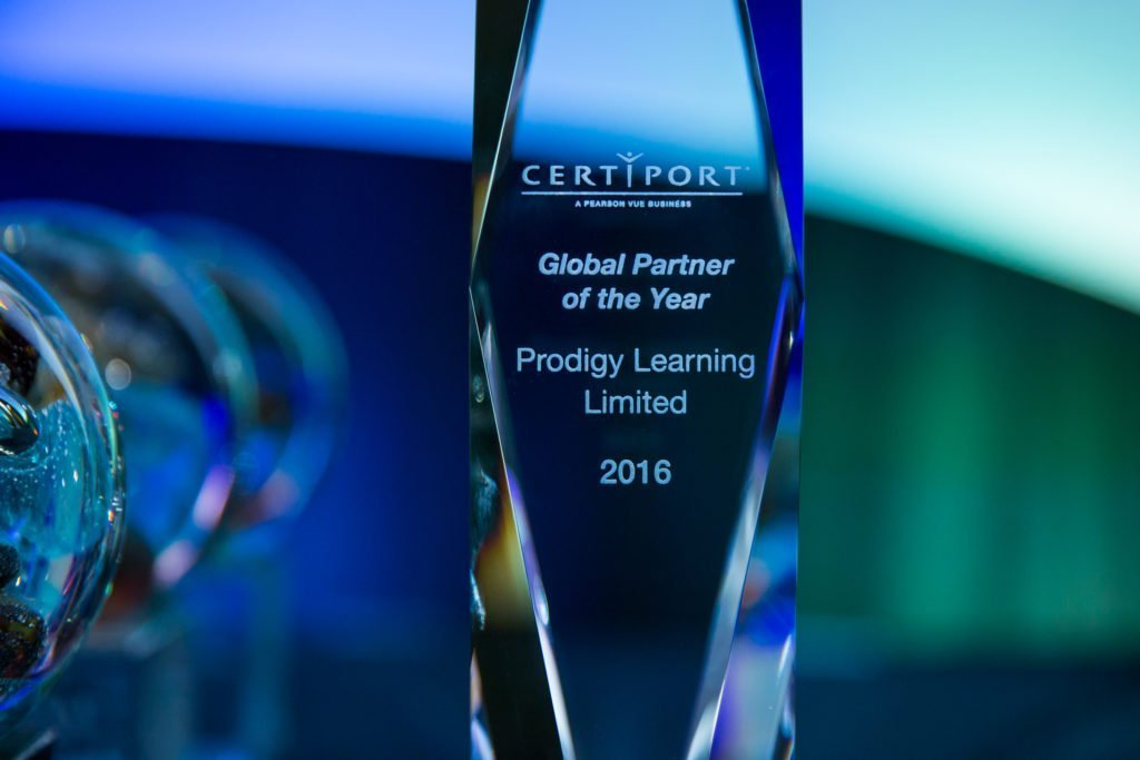 Global Partner of the Year