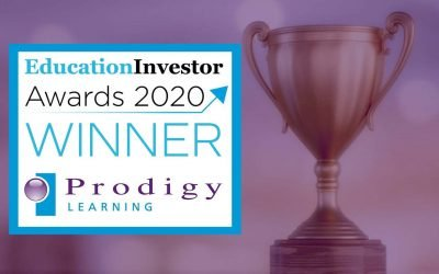 EducationInvestor Awards 2020: Prodigy Learning Wins Award for ICT – Platforms and Applications