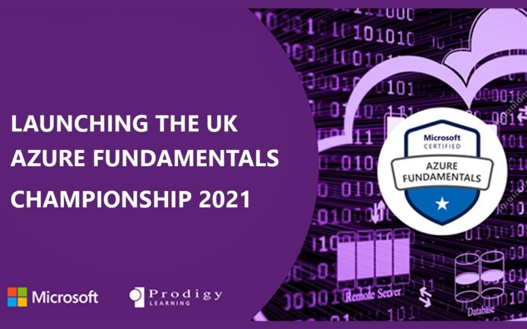 UK Azure Fundamentals Championship 2021 Launch