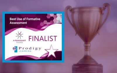 e-Assessment Awards 2021: Prodigy Learning Shortlisted
