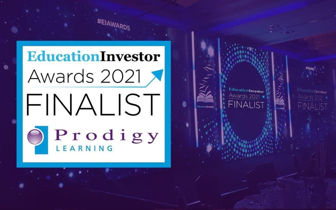 EducationInvestor Awards 2021